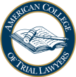 The American College of Trial Lawyers Logo